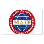 MAIF Sticker (Rectangle 50 pk)