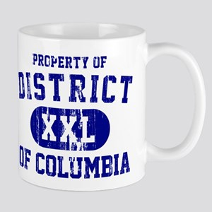 Property of District Of Columbia Mug