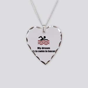 My Dream Necklace Heart Charm