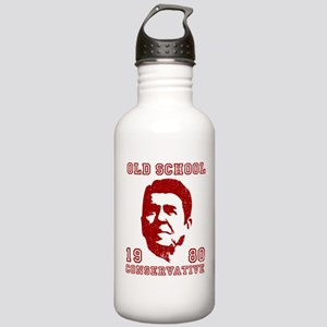 Old School Conservative Stainless Water Bottle 1.0