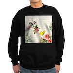 Vintage fairy garden Sweatshirt (dark)
