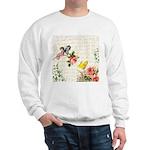 Vintage fairy garden Sweatshirt