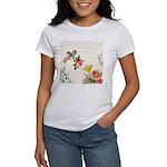 Vintage fairy garden Women's T-Shirt