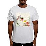 Vintage fairy garden Light T-Shirt