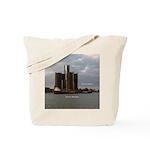 Kaye E. Barker Detroit Tote Bag