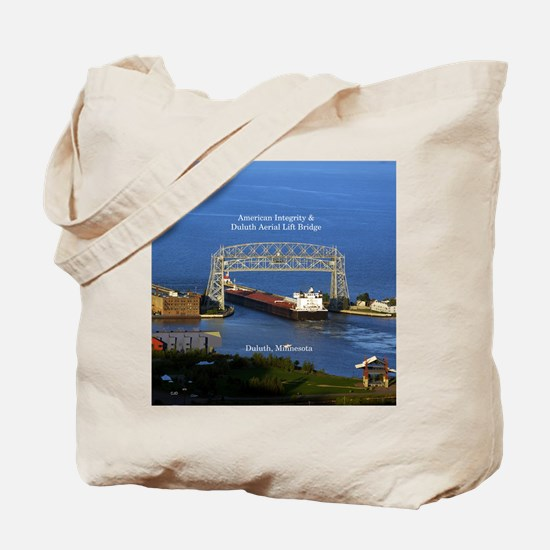 American Integrity Duluth Tote Bag