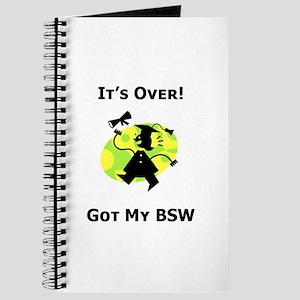 Got My BSW Journal