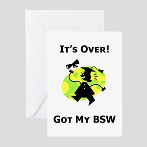 Got My BSW Greeting Cards (Pk of 10)