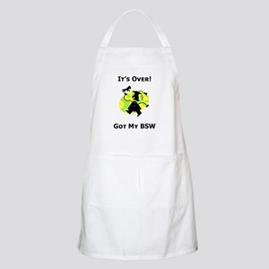 Got My BSW BBQ Apron