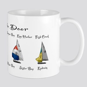 Sail the Door Mug