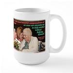 'Beautiful' Large Mug