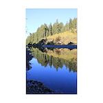 South Fork Eel River Cal Sticker (Rectangle 50 pk)