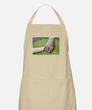 'Perfect Day' Apron