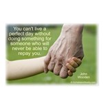 'Perfect Day' Postcards (Package of 8)