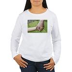 'Perfect Day' Women's Long Sleeve T-Shirt