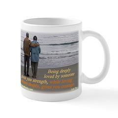 'Courage' Mug