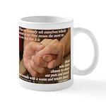 'True Strength' Mug