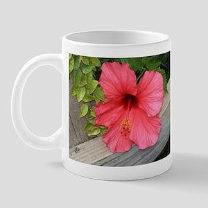 Bermuda Flower Mug