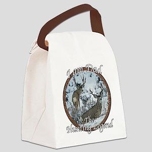 Dad hunting legend Canvas Lunch Bag