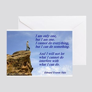 'I Can Do' Greeting Card