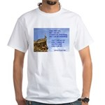 'I Can Do' White T-Shirt