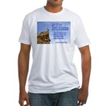 'I Can Do' Fitted T-Shirt