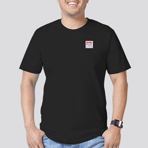REMAX Complete Solutions Men's Fitted T-Shirt (dar