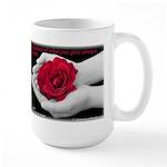 'Give' Large Mug