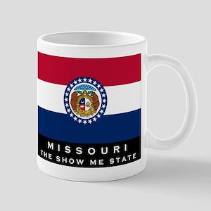 Missouri State Flag Mug