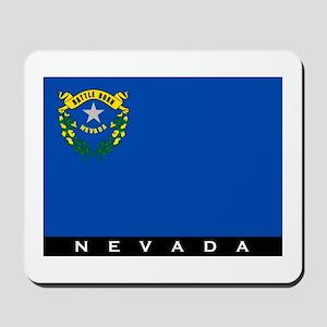 Nevada State Flag Mousepad