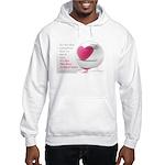 'So Much Heart' Hooded Sweatshirt