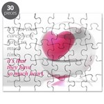 'So Much Heart' Puzzle