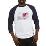 'So Much Heart' Baseball Jersey