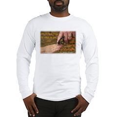 'Butterfly' Long Sleeve T-Shirt