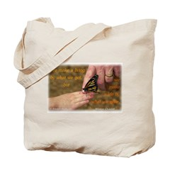 'Butterfly' Tote Bag