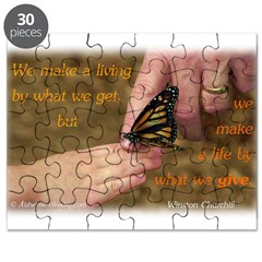 'Butterfly' Puzzle