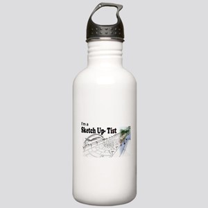 Not A 3D animator Stainless Water Bottle 1.0L