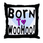 WooHoo! Throw Pillow