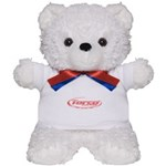 Torco pinstripe small Teddy Bear
