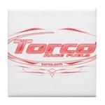Torco pinstripe medium Tile Coaster