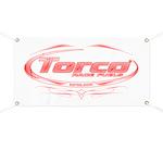 Torco pinstripe medium Banner