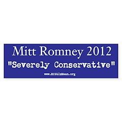 Severely Conservative