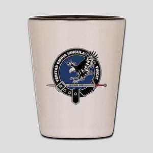 SAD Unit Crest Shot Glass