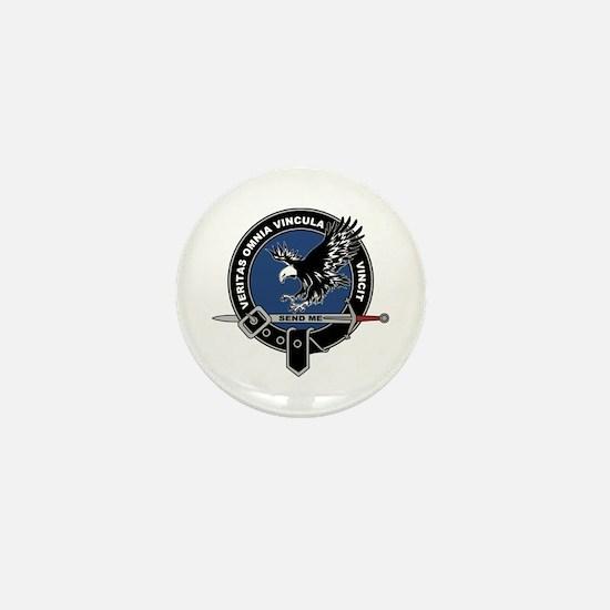 SAD Unit Crest Mini Button