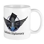 Ballistic Diplomacy Mug