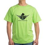 Ballistic Diplomacy Green T-Shirt