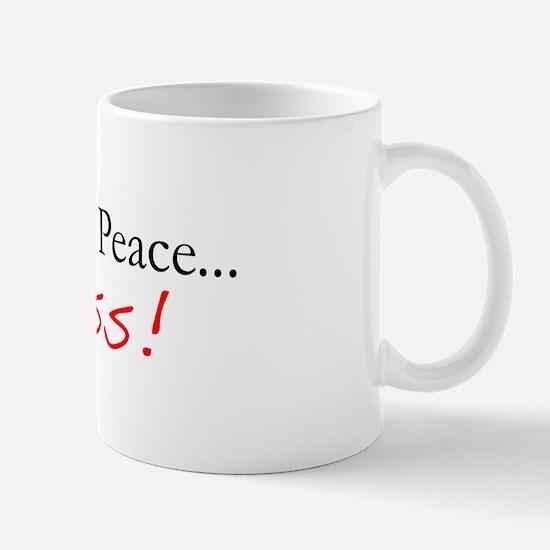Religion of Peace Mug