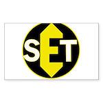Enhance Sports Training Sticker (Rectangle 50 pk)