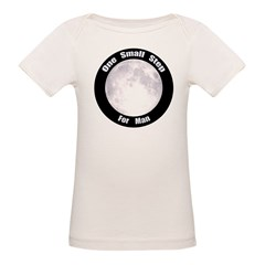 One Small Step For Man Tee