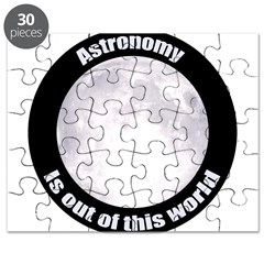 Astronomy Is Out Of This World! Puzzle